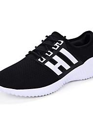 Unisex-Sneakers-Tempo libero Casual Sportivo-Comoda pattini delle coppie-Piatto-Tulle-