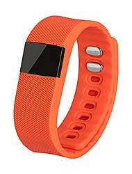Montre de Sport Smart Watch Numérique LED Calendrier Lumineux Podomètre Chronomètre Coloré Communication Silikon BandeCool Pour tous les