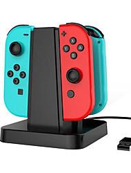 Батареи и зарядные устройства Для Nintendo Переключатель Перезаряжаемый
