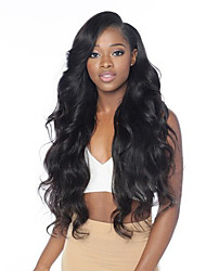Grade 8A Quality Virgin Indian Vrigin Glueless Lace Front Wigs Natural Looking Human Hair Lace Front Full Lace Wig With Baby Hair