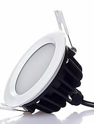 7W LED даунлайт SMD 5630 700 lm Тёплый белый Холодный белый Естественный белый Регулируемая AC 220-240 V 1 шт.