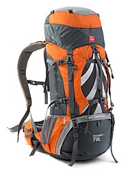 70 L Rucksack Multifunktions Orange