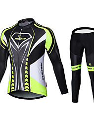 2016 MALCIKLO Cycling Jerseys Autumn Thermal Fleece warm Bicycle wear Long Sleeve outdoor mtb Cycling Clothing