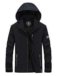 Men's Jacket Waterproof Windproof Wearable Breathable Spring