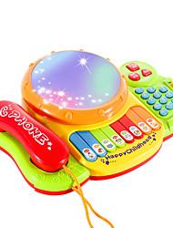 Brinquedo Educativo Quadrada Unisexo