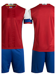 Soccer Tracksuit Comfortable Summer Classic Polyester Football/Soccer