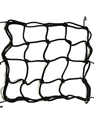 Lorcoo сеть место хранения эластичный черный паук hyosung комета gt 250 givi t10 n мото скутер40 * 40cm)