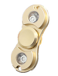 Fidget Spinner Toy Made of Titanium Alloy Ceramic Bearing Spinning Time High-Speed EDC Focus Toy