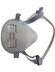 Masque de masque de masque en silicone à moitié masque masque de masque de soudage / 1