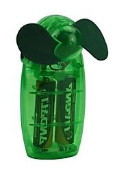 Petit mini ventilateur à main créatif petit ventilateur tenant un ventilateur en plastique