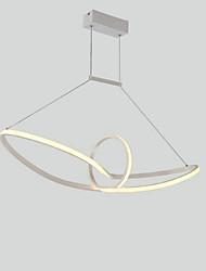 Lampe suspendue ,  Contemporain Traditionnel/Classique Peintures Fonctionnalité for LED Style mini Designers AluminiumSalle de séjour