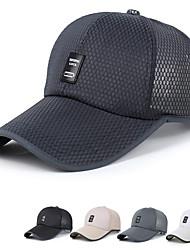 Viseiras Chapéu Unissexo Respirável Resistente Raios Ultravioleta Confortável para Esportes Relaxantes Corrida