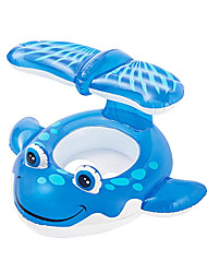 Children Swimming Pool Floating Circle Ring Baby Baby Baby Life Buoy Sunset Mount Horse