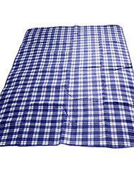 Picnic Pad Heat Insulation Moistureproof/Moisture Permeability Hiking Camping Indoor Traveling Outdoor Flannel