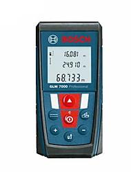 Bosch glm 7000 digital portátil 70m medidor de distância de laser 635nm ip54 impermeável (baterias aaa 1.5v)