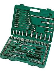 sata® 09014 120PC 6.3x10x12.5mm ammattilainen jakoavain työkalusarja työkalupakki
