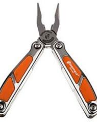 Les mini pince polyvalentes en acier inoxydable à bouclier en acier peuvent se plier et transporter facilement