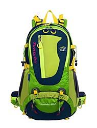 40 L Rucksack Camping & Wandern Reisen Wasserdicht Feuchtigkeitsundurchlässig tragbar Atmungsaktiv