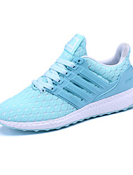 Unisex-Turnschuhe Frühling Sommer Paar Schuhe Tüll Outdoor Casual Licht blau blau schwarz