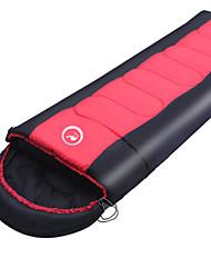 Schlafsack Rechteckiger Schlafsack Einzelbett(150 x 200 cm) -5 15 T/C Baumwolle 220X75 Camping Feuchtigkeitsundurchlässig warm halten