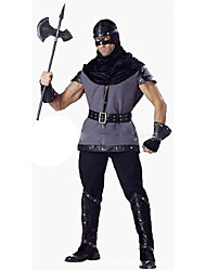 Costumes de Cosplay Soldat/Guerrier Cosplay Assassin Fête / Célébration Déguisement d'Halloween Mode Haut Pantalon Plus d'accessoires