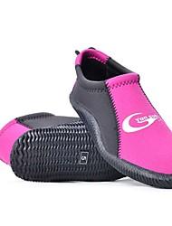 Sapatos para Água Unisexo Secagem Rápida Anti-desgaste Neoprene Couro Ecológico Mergulho