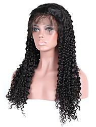 Full Lace Human Hair Wigs with Baby Hair 8-26inch Brazilian Virgin Human Hair Wigs For Women Natural Black Hair Full Lace Wigs Shipping Free