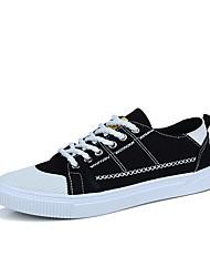 Masculinos sneakers mola outono conforto tecido casual