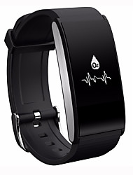 Bluetooth4.0 Smart Wristband A58 Heart Rate Monitor Blood pressure Waterproof Swimming Smart Bracelet