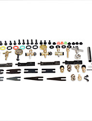 Tattoo Spring Adjustment Tools DIY Kit of Tattoo Parts and Accessories for Tattoo Machine Maintenance Repair Supply