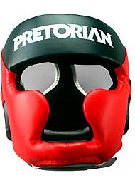 Material para Cabeça para Boxe Unissex Vestir fácil Protecção Esporte PU (Poliuretano) Esponja 1pç
