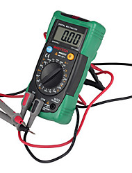 Mastech MS8233C Digital Multimeter DMM Meter AC/DC Voltage Current Ohm Meter With Temperature Diode Continuity Tester