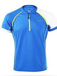 Men's Running Summer Sports Wear Leisure Sports Polyester Slim