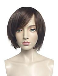 top vente perruque courte capless femmes perruque synthétique perruque partie perruque costume