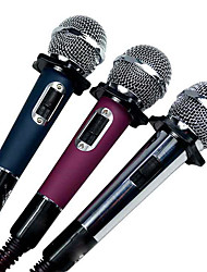 Avec fil-Microphone à Main-Microphone de Karaokeavec6.3mm