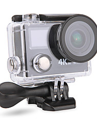 Action Camera QQT H8 PRO Remote Control Ultra HD 4K Ambarella A12 WiFi 170 Helmet action Cam go waterproof pro Sport camera