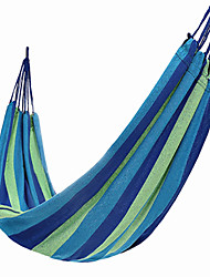 Outdoor Hammock Camping Swing Thick Canvas Single Hammock Hammock Camping Camping Wild Hammock