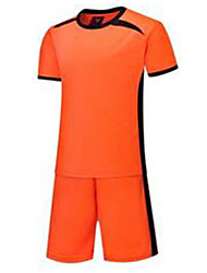 Kid's Soccer Tracksuit Breathable Spring Summer Winter Fall/Autumn Classic Polyester Football/Soccer