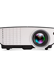 LCD WVGA (800x480) Projecteur,LED 2000 HD Projecteur