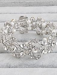 Women's Men's Leather Bracelet Wrap Bracelet Handmade Fashion Vintage Leather Irregular Jewelry ForSpecial Occasion Birthday Gift Sports