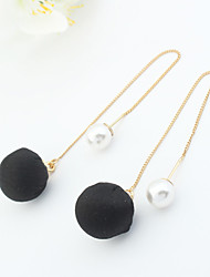 Earrings Set Jewelry Euramerican Fashion Personalized Pearl Alloy Jewelry Jewelry For Wedding Special Occasion 1 Pair