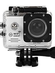 12MP 1280x960WIFI LED Impermeável Tudo em um Conveniência Ajustável USB Anti-Choque Redução de olhos vermelhos Á Prova-de-Pó Ângulo Largo