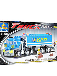 Truck Vehicle Playsets Car Toys ABS Blue Model & Building Toy