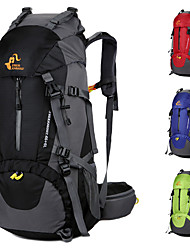 50 L Rucksack Hiking & Backpacking Pack Daypack Luggage Travel Duffel Pack Covers Travel Organizer BackpackHunting Fishing Climbing