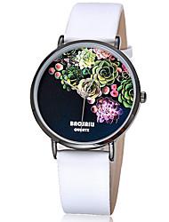 Top Brand Flower Face Design Gold Plating Case Series Watch Simple Cartoon WatchesFashion Women Quartz Watch