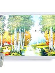 Ac 12 dc 12 12 led интегрированная современная / современная современная / современная живопись функция для лампочки в комплекте, ambient