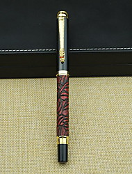Pen Pen Fountain Pens Pen,Metal Barrel Random Colors Ink Colors For School Supplies Office Supplies Pack of