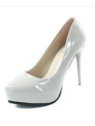 Женские каблуки освещают обувь&Карьера участника&Вечернее платье черное белое