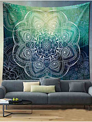 Printed Tapestries Bohemian Style Decorative Wall Carpet Tapesty