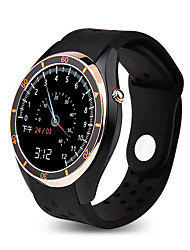 Смарт-часы mtk6580 android 5.1 os bluetooth 4.0 шагомер сердечного ритма монитор с Wi-Fi gps 3g google play smartwatch phone